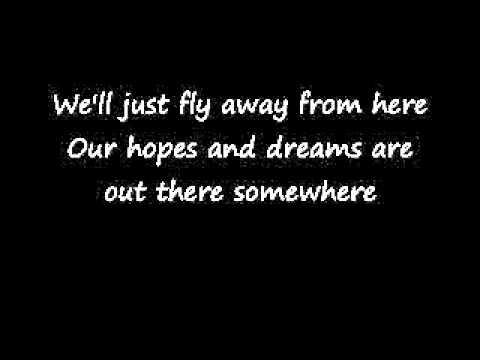 Aerosmith-Fly away from here-Lyrics