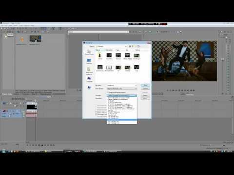 Sony Vegas Tutorial - Removing horizontal lines/ De-interlacing