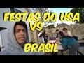 Download  DIFERENÇAS DAS FESTAS NO USA x BRASIL MP3,3GP,MP4