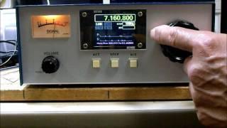 Multi-band DDS-VFO controller by arduino nano | Daikhlo