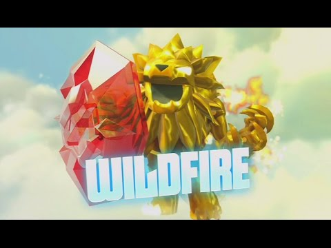 Skylanders: Trap Team - Wildfire's Soul Gem Preview (Bringing the Heat)