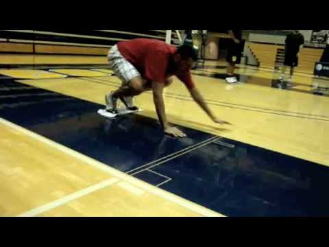 Pro Basketball Player Off-Season Conditioning Workout