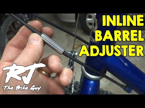 How To Install Inline Cable Barrel Adjusters
