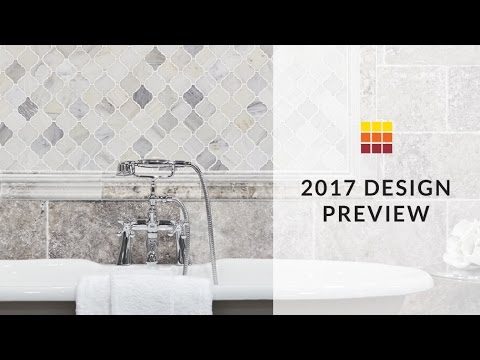 2017 Tile Trends For Your Bathroom, Shower, Kitchen, & More - The Tile Shop