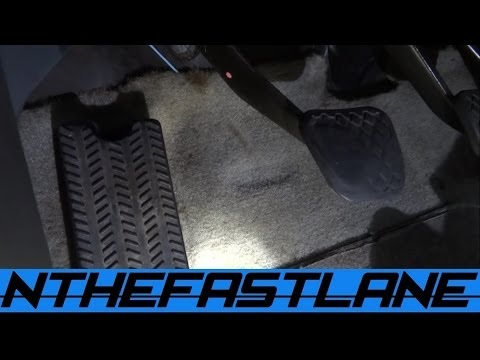 Clutch Pedal Play Adjustment