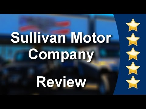 Sullivan Motor Company Mesa Perfect 5 Star Review by Mary G.
