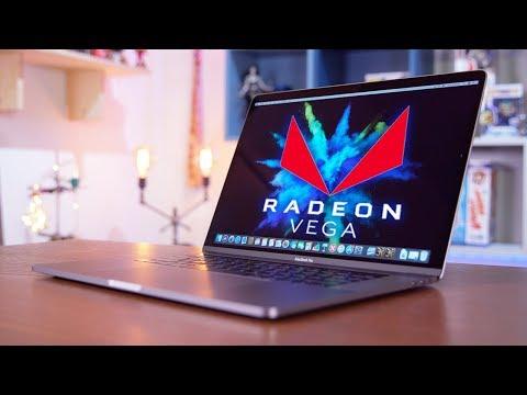 Best MacBook Pro? (Radeon Vega 20) - Unboxing + Benchmarks