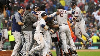 2017 ALDS Game 4 Highlights | Astros vs Red Sox ᴴᴰ