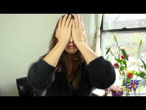 Eye exercises - Exercises to relax tired eyes