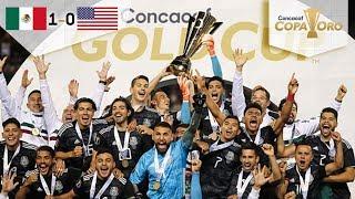 México con campeonato de Oro | México 1 - 0 Estado Unidos | Televisa Deportes