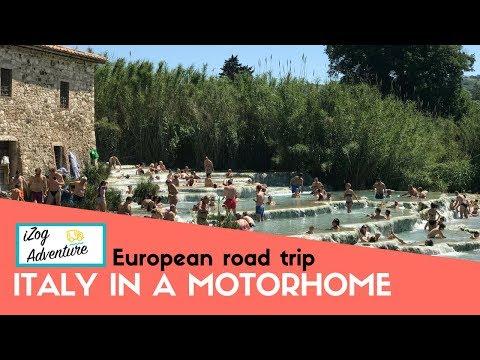 Road trip across Europe - Italian leg Where we have been so far!