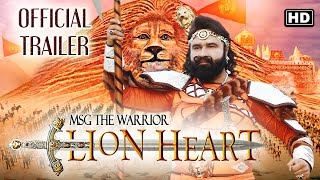 MSG The Warrior -  ''LION HEART''  Official Trailer
