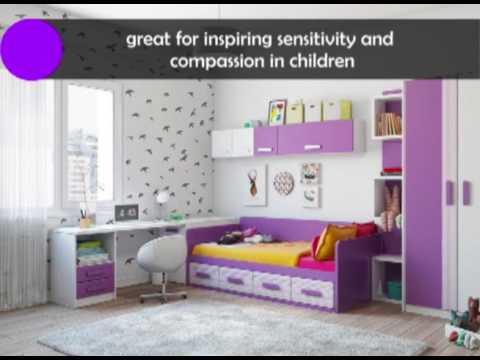 Choose the right colour of wall for your room