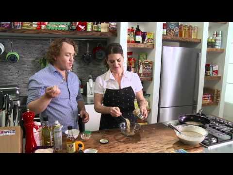 Crepes with Hazelnut Sauce