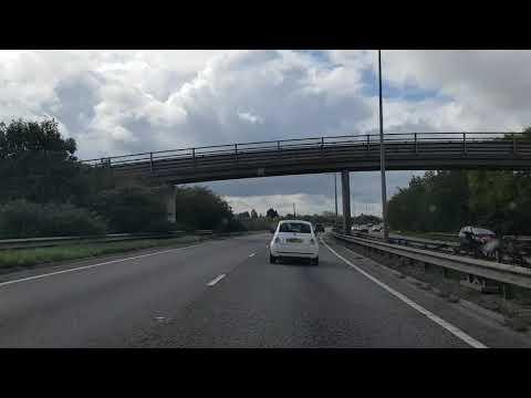 Basildon to West Thurrock via A13 160917