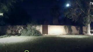 VIDEO: Bright light seen across Phoenix-area sky
