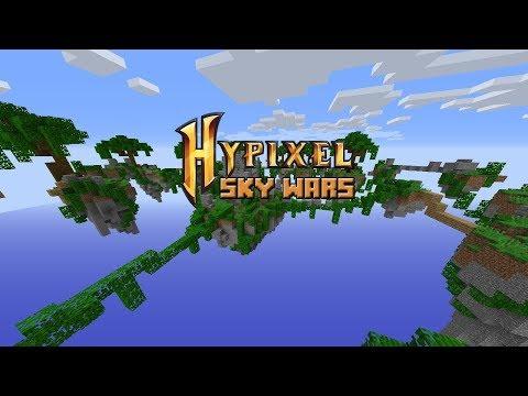 Minecraft HYPIXEL SKYWARS