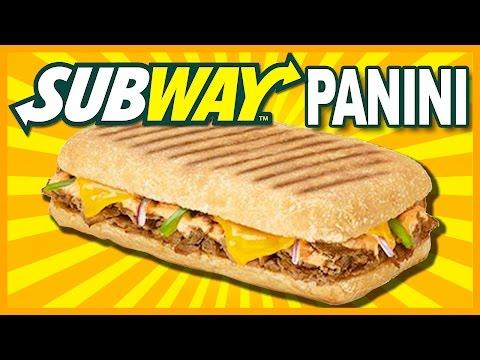 Subway Chipotle Steak & Cheese Panini Review