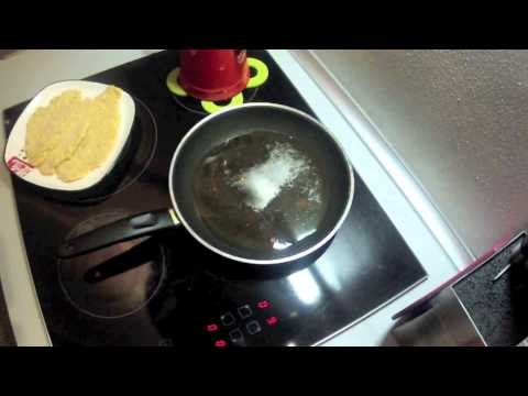 how to cook a breaded chicken breast for dummies