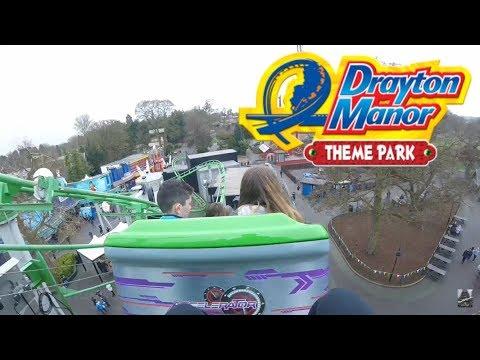 Accelerator - onride pov - Drayton Manor - 1080p - GoPro