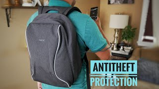Tigernu Antitheft Backpack Review-Protect Your Tech