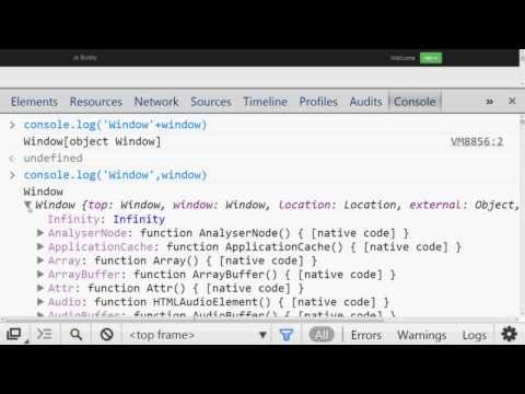 15 tricks to master Chrome Developer Tools Console