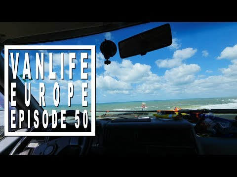 Vanlife Vlog: From Portugal to Bulgaria! (by plane!)