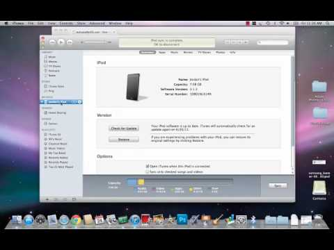 How to find your UDID to install iOS 5