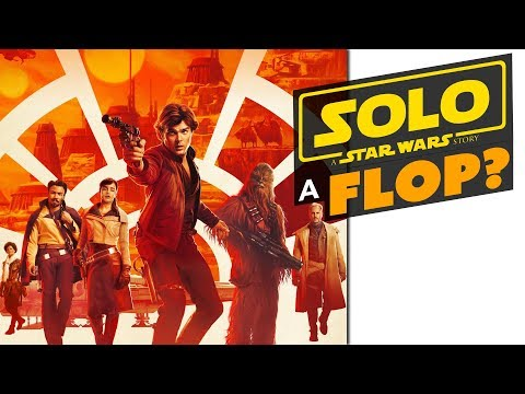SOLO the First Star Wars FLOP? - Movie News
