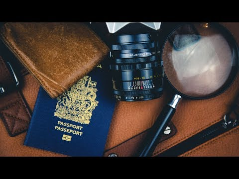 HOW to travel and make money as a filmmaker