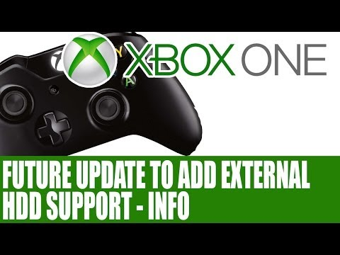 Xbox One News - System Update To Add External HDD Storage - Major Nelson Explains How It Works