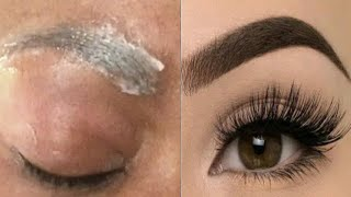 IN 5 DAYS GROW FULL EYEBROWS AND LONG EYELASHES AT HOME NATURALLY