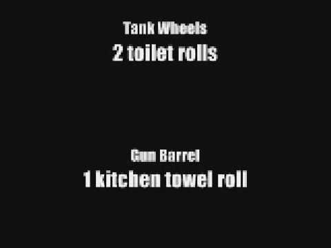 How To Make An Army Tank