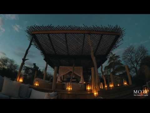 Kingston Treehouse... your private bedroom under the African sky