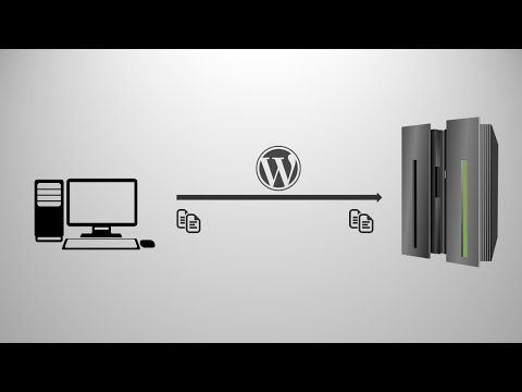 Install WordPress on your localhost & Copy localhost website to server