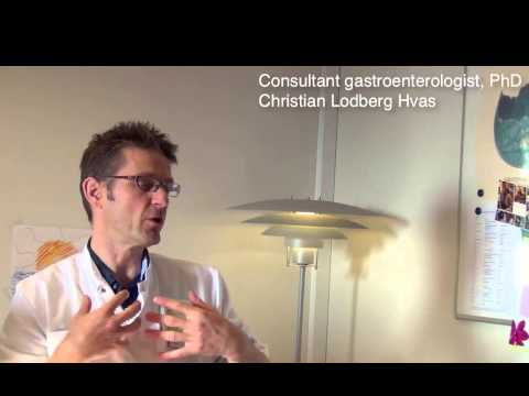 Interview with consultant gastroenterologist, PhD Christian L. Hvas