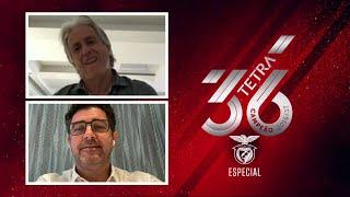 ESPECIAL TETRA: JORGE JESUS E RUI VITÓRIA