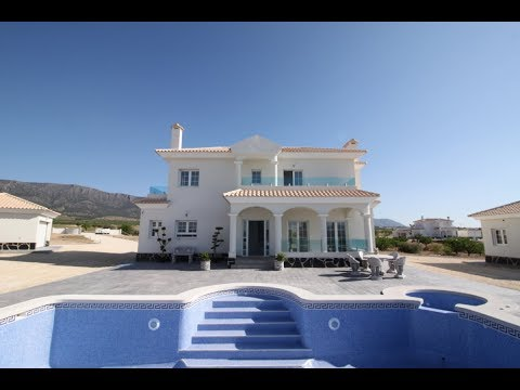 Full Video of our latest New Build villa 07May18