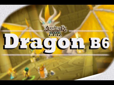 Summoners Wars Sky Arena - Dragon B6 Giant B7 Runes Farming 1.3.6