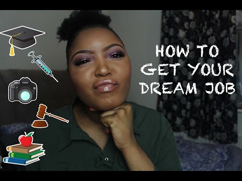 How To Get Your Dream Job After University | HIGHLY REQUESTED!