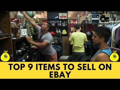 What Sells Best On eBay - 9 Top Selling Items To Make Money On Ebay