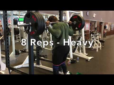 How to Get Bigger Legs | Useful Leg Exercises For Mass [Mike Webber]
