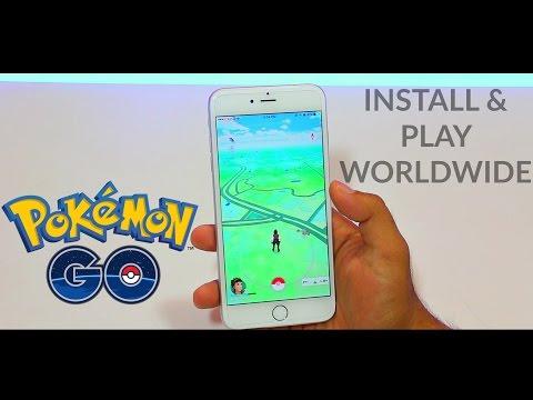 Install & Play Pokemon Go 1.13.4 NOW on iOS 10 - 10.2 & 9 - 9.3.5 No Jailbreak iPhone, iPad, iPod!!