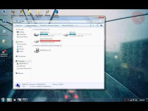 How To Know  32-bit or 64-bit Windows 7