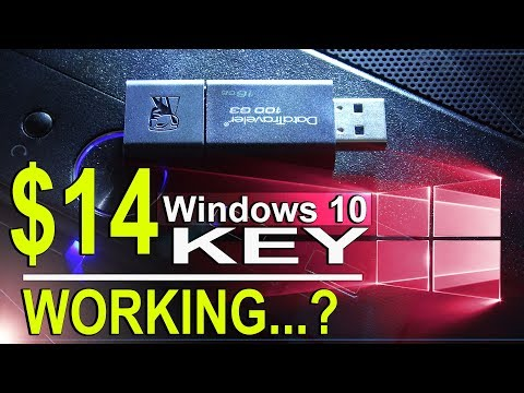 I'm Buying a SUPER CHEAP Windows 10 Key + How to ACTIVATE