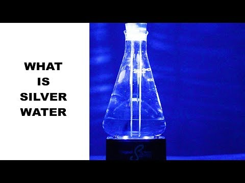 Do You Know What Silver Water Is?