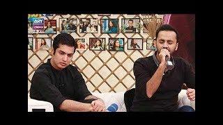 """Ilahi teri chokhat par by """"Waseem Badami"""""""