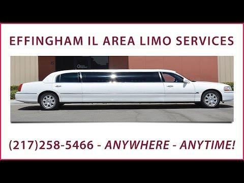 Effingham IL Limousine - (217) 258-5466 - NelsonLimo.net
