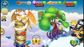 Dragon City - Tree of Life + Golden Seed Story [EXCLUSIVE DRAGON MASTER]