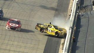 2016 AAA 400 @ Dover: Carl Edwards Hard Crash